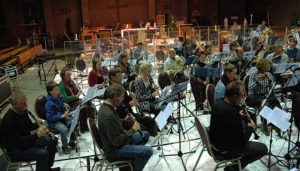CD-opnames Harmonie Gaudete in Domino Cuijk